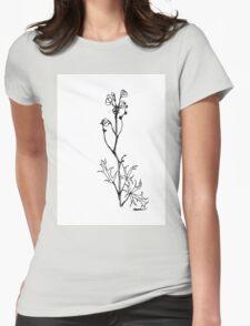 Monkshood Womens Fitted T-Shirt