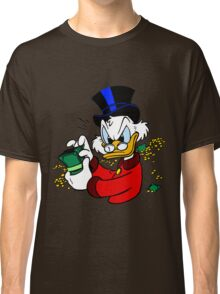 Scrooge McDuck Classic T-Shirt