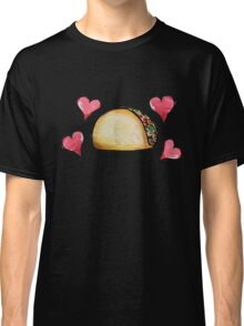 Taco lover Classic T-Shirt