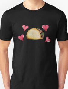 Taco lover Unisex T-Shirt