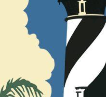 St. Augustine Lighthouse Florida Sticker