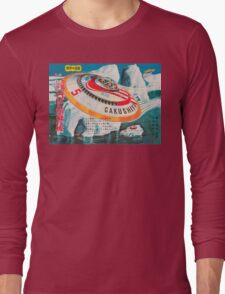 Retro Japanese Future Long Sleeve T-Shirt