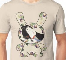 Japanese girl Unisex T-Shirt