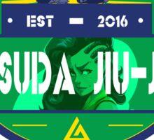 Matsuda Jiu-jitsu Sticker