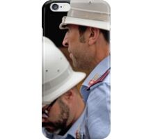 White Hat Teams iPhone Case/Skin