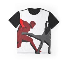 Comic Art Graphic T-Shirt