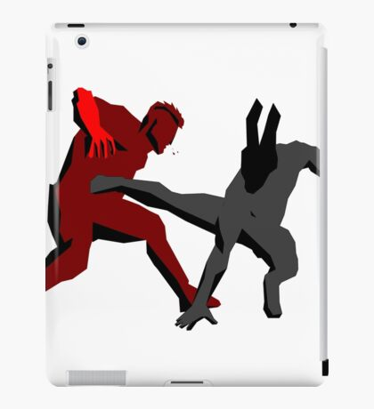 Comic Art iPad Case/Skin