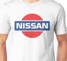 Retro Nissan Logo Unisex T-Shirt