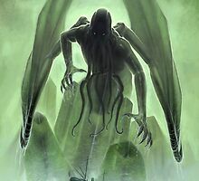 The Call of Cthulhu by EricLofgren
