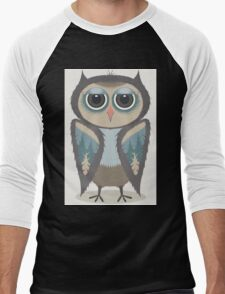 FEATHERED OWL Men's Baseball ¾ T-Shirt