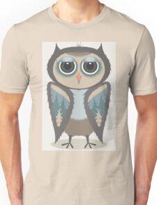 FEATHERED OWL Unisex T-Shirt
