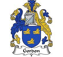 Gordon Coat of Arms / Gordon Family Crest Photographic Print