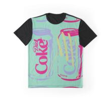 Diet Coke Can (Remix) Graphic T-Shirt