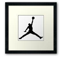 Jordan Jumpman Framed Print