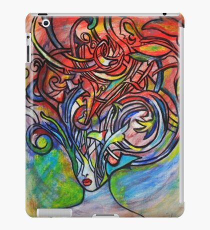 We Are Real iPad Case/Skin