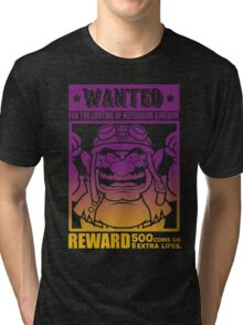 Wanted 02 Tri-blend T-Shirt