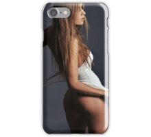 sexy nude erotic glamour girl model 16 iPhone Case/Skin