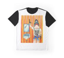 Animals Are People Too Graphic T-Shirt