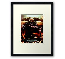 Warhammer 40k - Variant 3 Framed Print