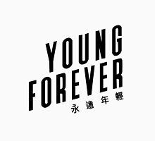 Young forever - BTS 190416 (WHITE) Unisex T-Shirt