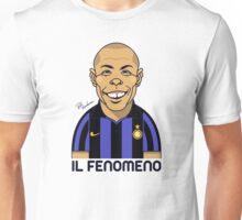 Ronaldo, Inter Milan Unisex T-Shirt