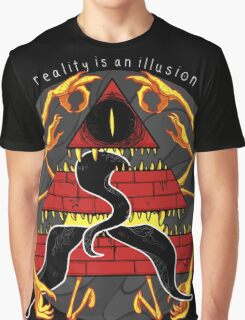 Reality is an Illusion Graphic T-Shirt