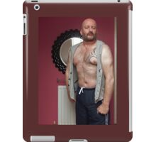 Troy- After the Gym iPad Case/Skin