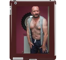 Troy - After The Workout iPad Case/Skin