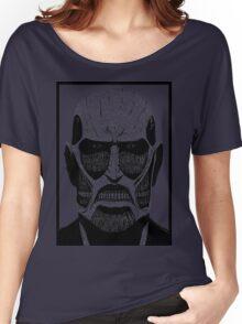 The Titan [Framed] Women's Relaxed Fit T-Shirt