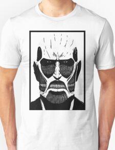 The Titan [Framed] Unisex T-Shirt