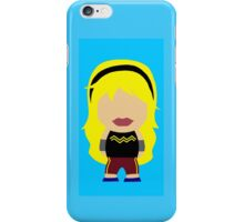 Little Wonder Girl - Young Justice iPhone Case/Skin