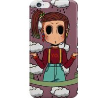 Chibi Fashion Girl #13 iPhone Case/Skin