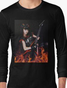 BABYMETAL - YUI RESISTANCE Long Sleeve T-Shirt