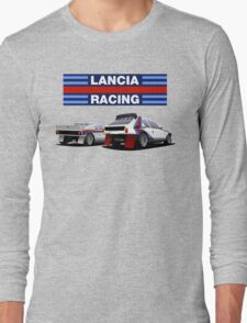 Lancia Rally - Group B Long Sleeve T-Shirt