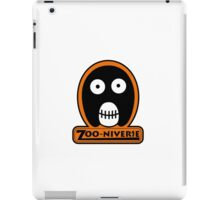The Mighty Boosh Zooniverse Patch iPad Case/Skin