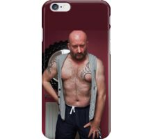 Troy - Muscle Workout iPhone Case/Skin