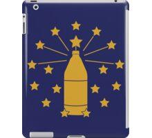 40 ounces to Indiana iPad Case/Skin