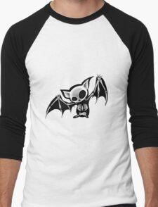 Skeleton bat Men's Baseball ¾ T-Shirt