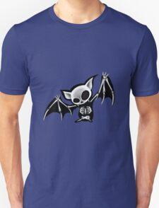 Skeleton bat Unisex T-Shirt
