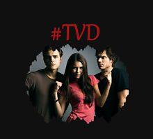 #TVD - The Vampire Diaries - Damon, Elena, Stefan Unisex T-Shirt