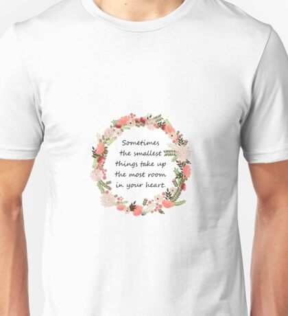 Heart Room Unisex T-Shirt