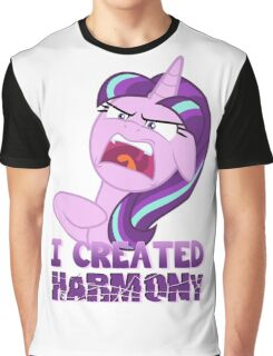 STARLIGHT GLIMMER - HARMONY! Graphic T-Shirt