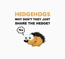 Hedgehog Share Unisex T-Shirt