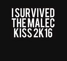 I Survived Malec Kiss Unisex T-Shirt