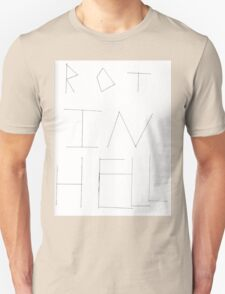 Rot In Hell Unisex T-Shirt