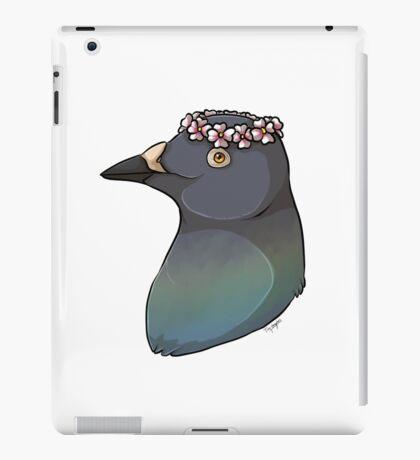 Pretty Pigeon iPad Case/Skin