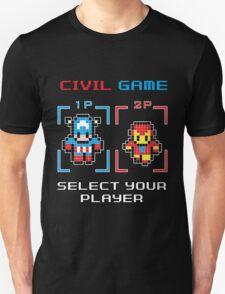civil game Unisex T-Shirt