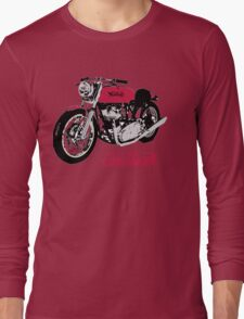 NORTON CAFE RACER VINTAGE ART Long Sleeve T-Shirt