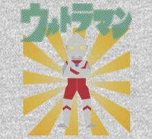 Origami Ultraman One Piece - Long Sleeve