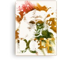 Dope Monkey Canvas Print
